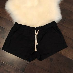Roxy - Linen Shorts NWOT